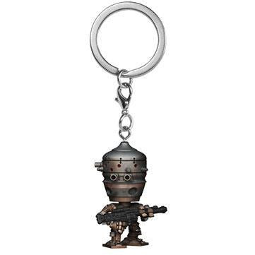 Funko Pop! Keychain: Star Wars - The Mandalorian- IG-11