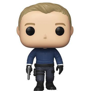 Funko Pop! Movies: James Bond - James Bond-MercadoGames.com
