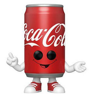 Funko POP Foodies: Coke - Coca-Cola Can
