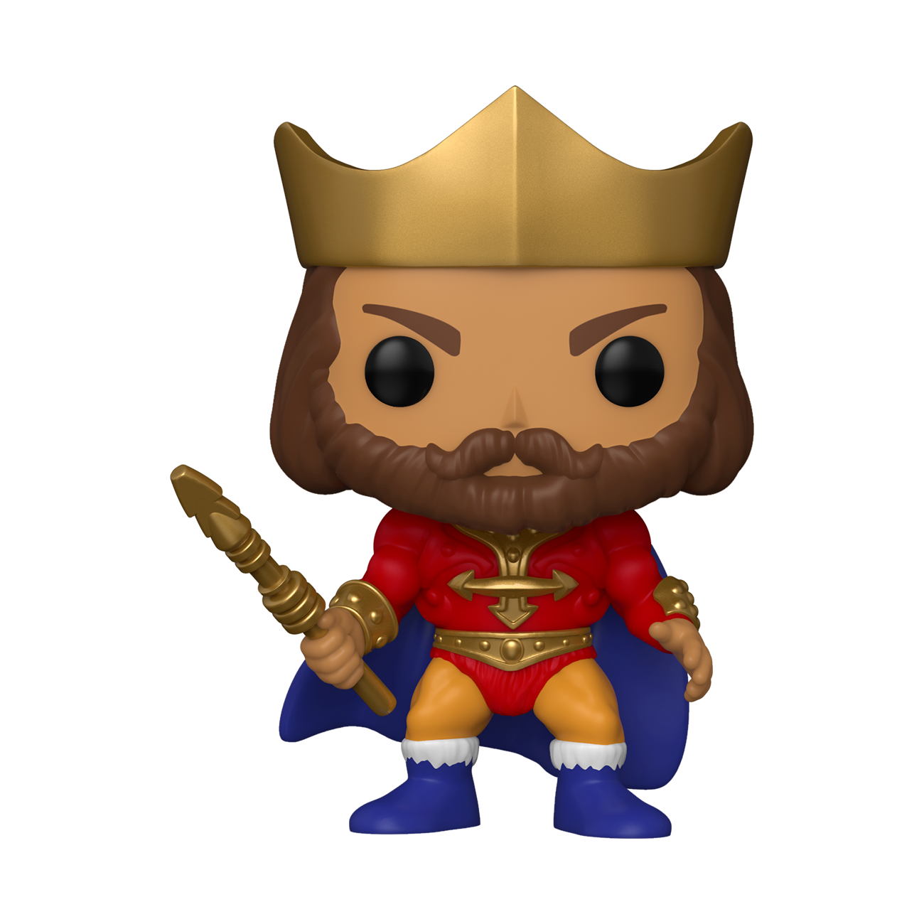 Funko POP Vinyl: MOTU - King Randor (MT)