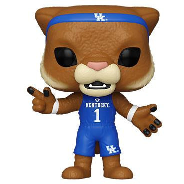 Funko Pop! Mascots: Uni. of Kentucky - WILDCAT