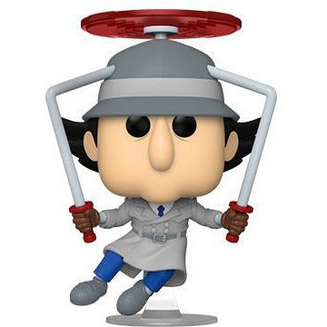 Funko POP! Animation: IG- Inspector Gadget Flying