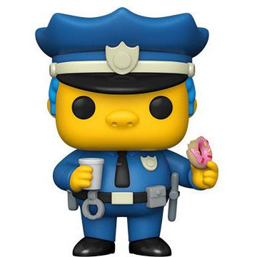 Funko Pop! Animation: Simpsons - Chief Wiggum