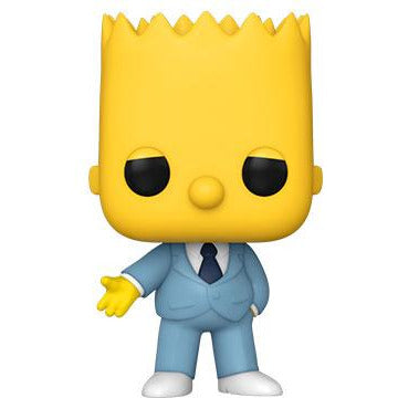Funko Pop! Animation: Simpsons - Mafia Bart