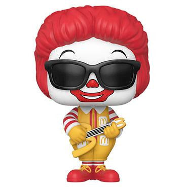 Funko Pop! Ad Icons: McDonalds - Rock Out Ronald
