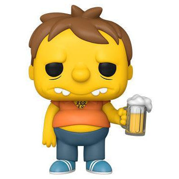 Funko Pop! Animation: Simpsons - Barney