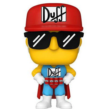 Funko Pop! Animation: Simpsons - Duffman