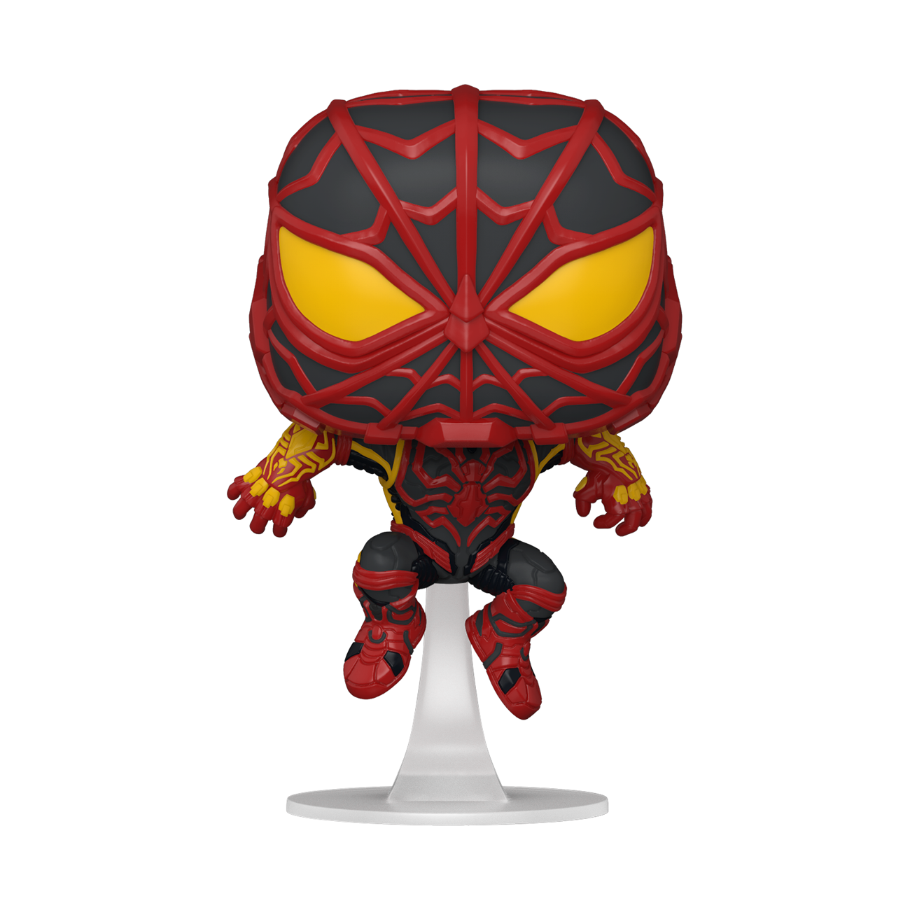 Funko Pop! Games: Marvel's Spider-Man Miles Morales Miles
