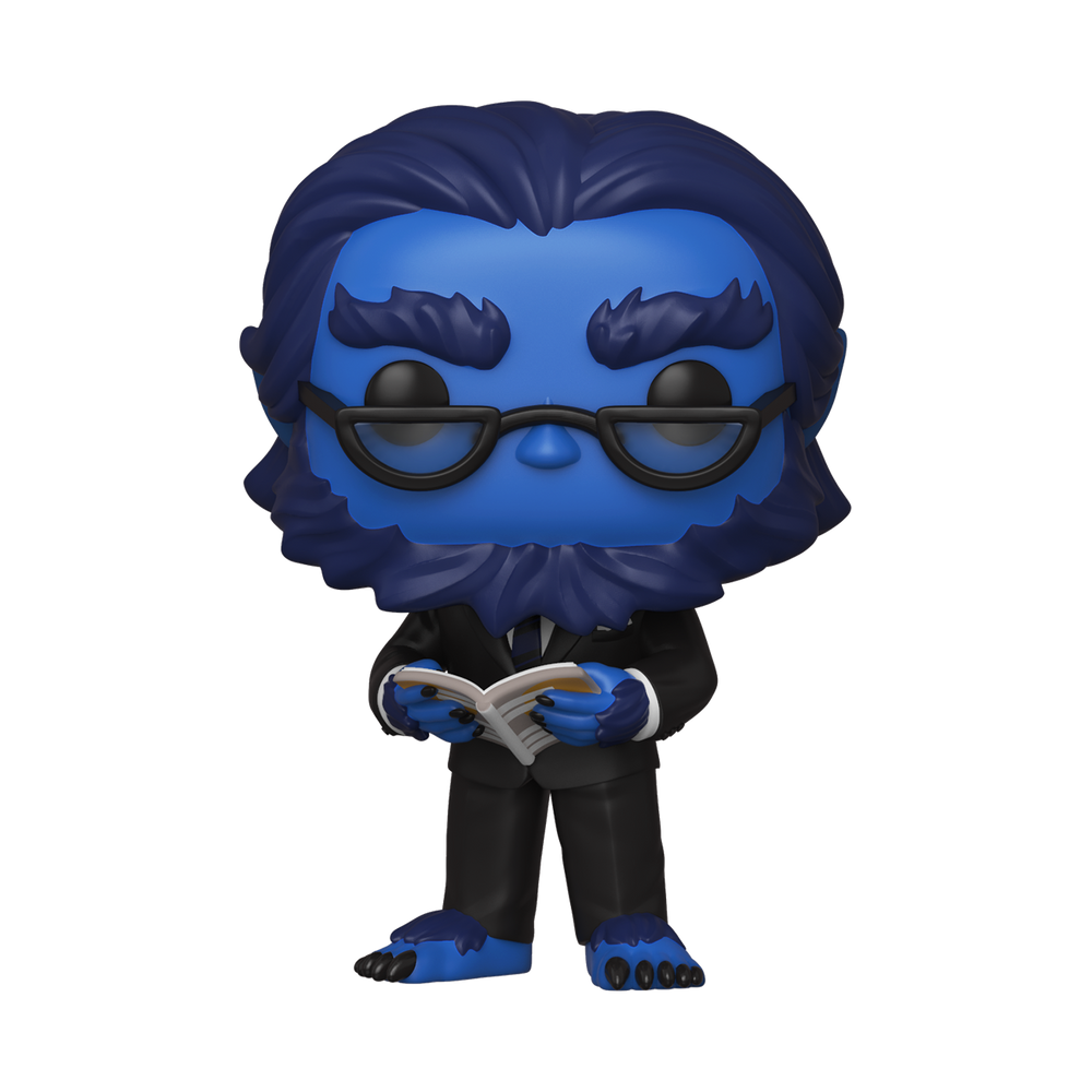 Funko Pop! Marvel: X-Men 20th- Beast-MercadoGames.com