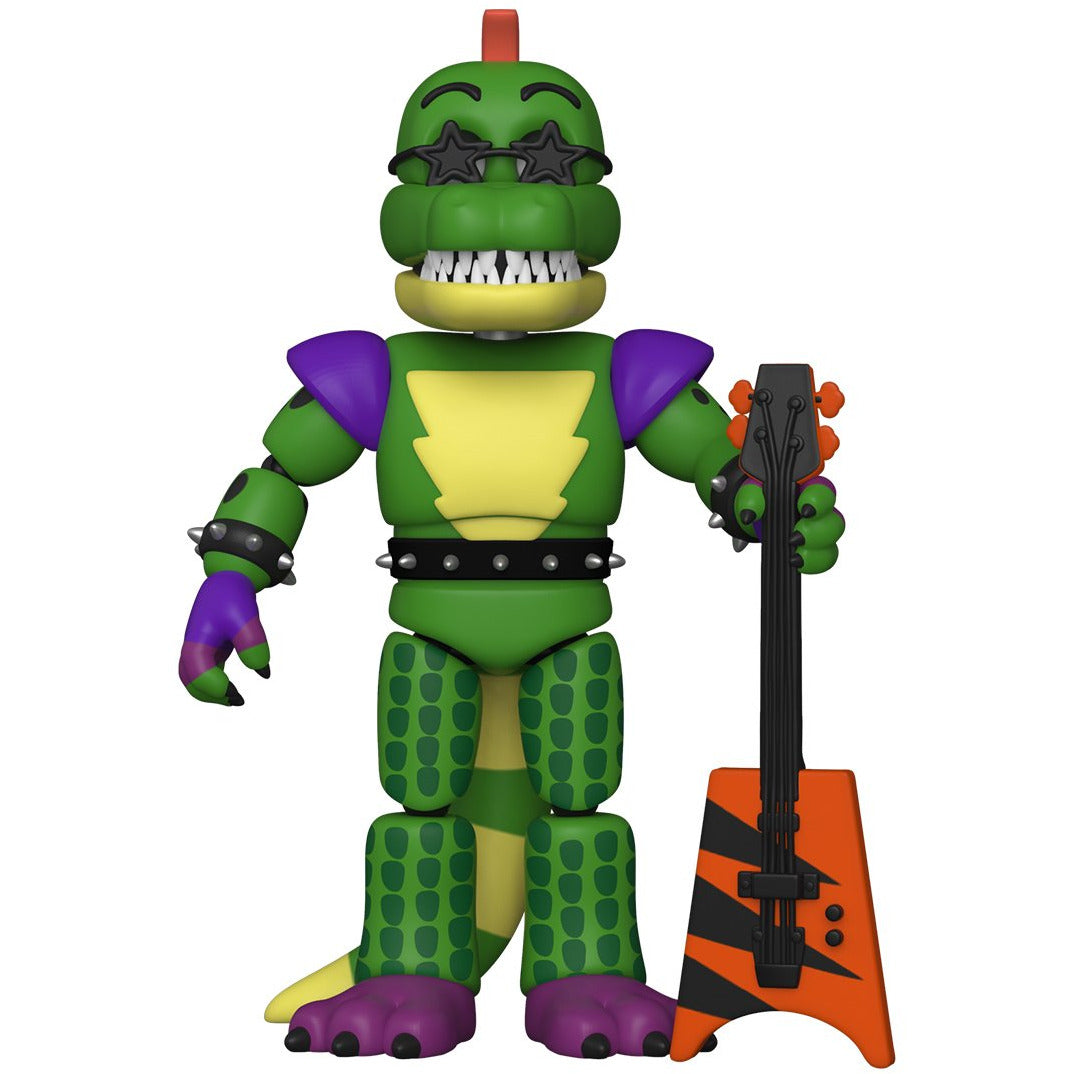 Funko Action Figure: FNAF - Security Breach - Montgomery Gator