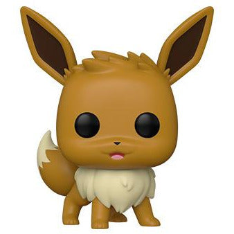 Funko Pop! Games: Pokemon - Eevee-MercadoGames.com