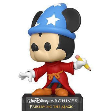 Funko Pop! Disney: Archives - Apprentice Mickey