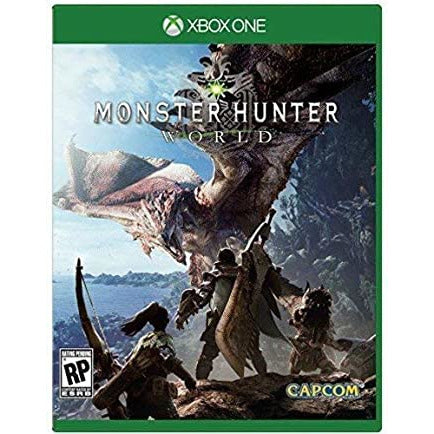 Monster Hunter World (EU) (Xbox One)-MercadoGames.com