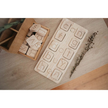 CVC word kit - Wooden Toy