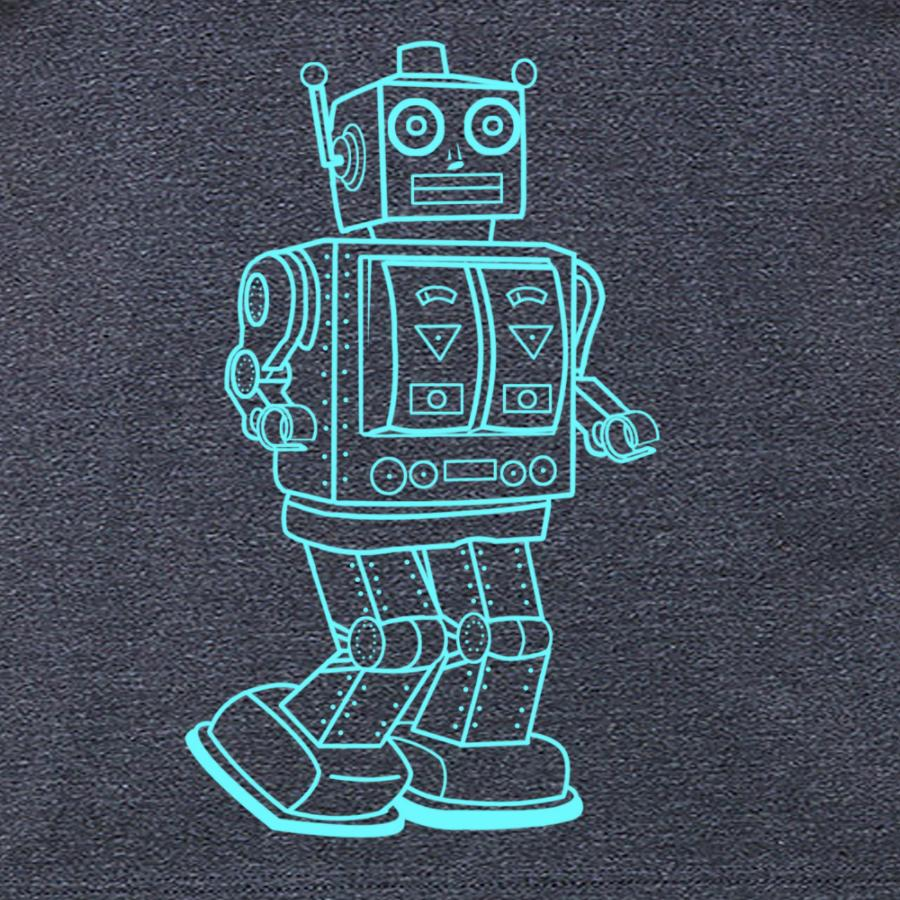 Vintage robot Gaming T-Shirts Retro