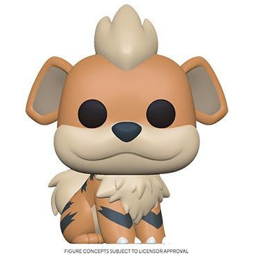 Funko Pop! Games: Pokemon S3 - Growlithe