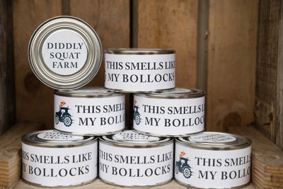 Bollocks Candle - 2 for £40