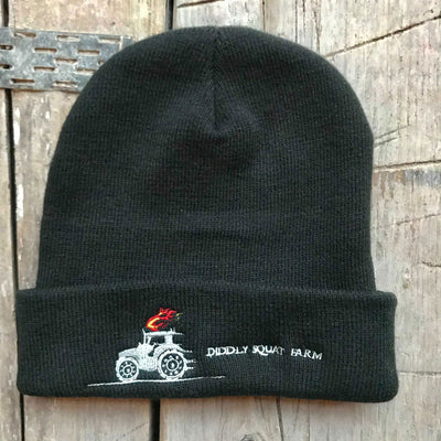 Limited Edition Black Beanie