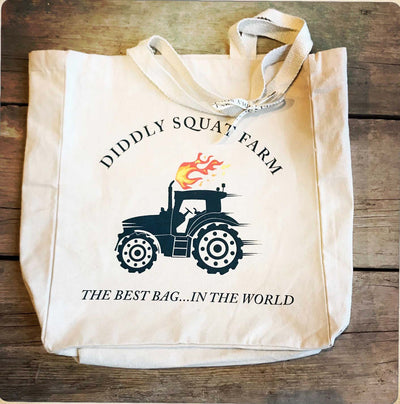 The Best Tractor Tote Bag