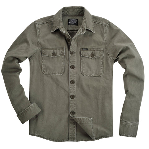 The Rokker Co.® Worker Shirt Green