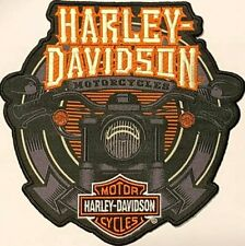 H-D® Logo&Bike with B&S Patch.