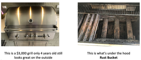 HP Cookers Enters The Barbecue Pit World with Cool Blue Performance!