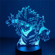 COLLECTOR Lampe | Killua Speed God HxH-Lampesmanga