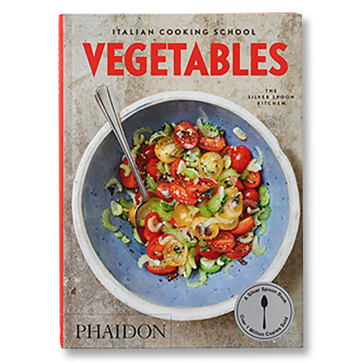 Italian Cooking School: Vegetables Book