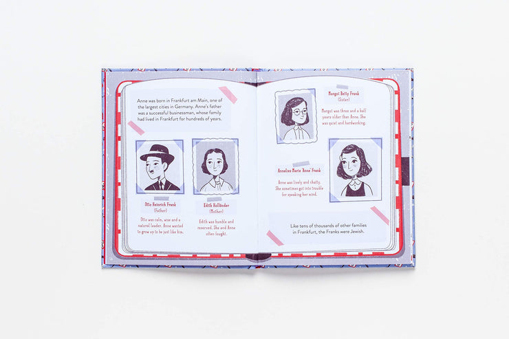 Little Guide to Great Lives: Anne Frank BOOK