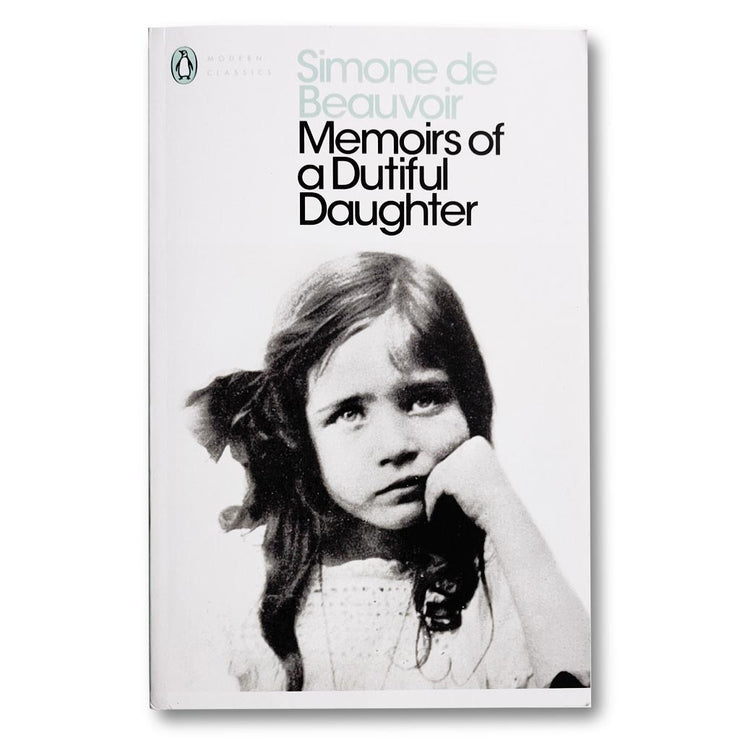 Memoirs of a Dutiful Daughter Book
