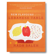 New Flavours of the Lebanese Table Book