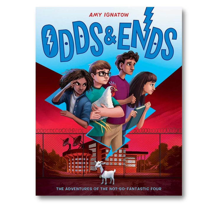 Odds & Ends (The Odds Series #3) Book