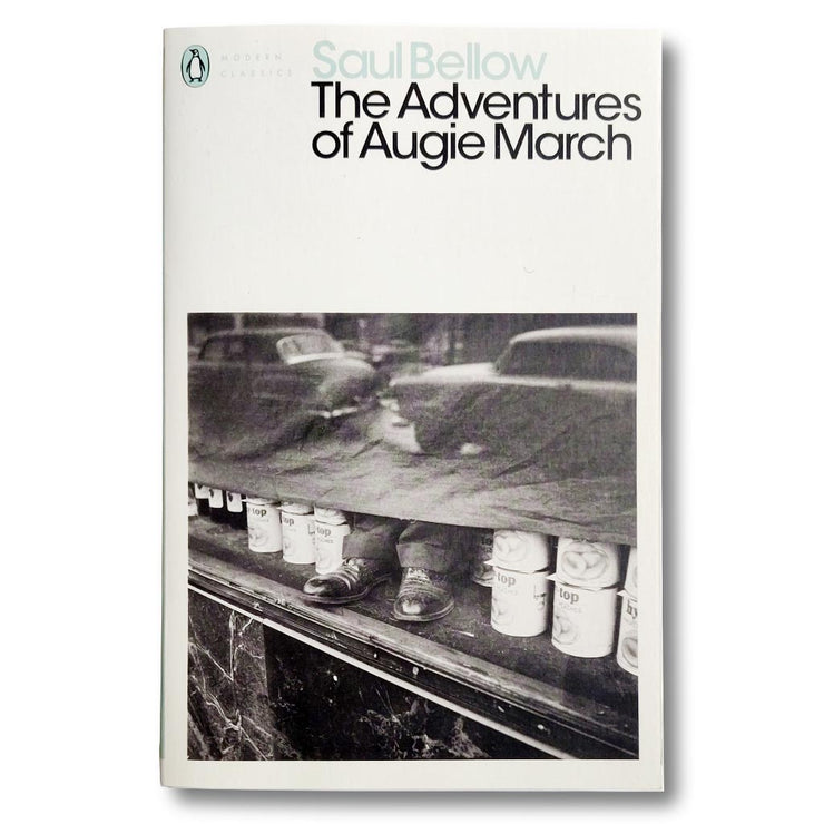 The Adventures of Augie March Book
