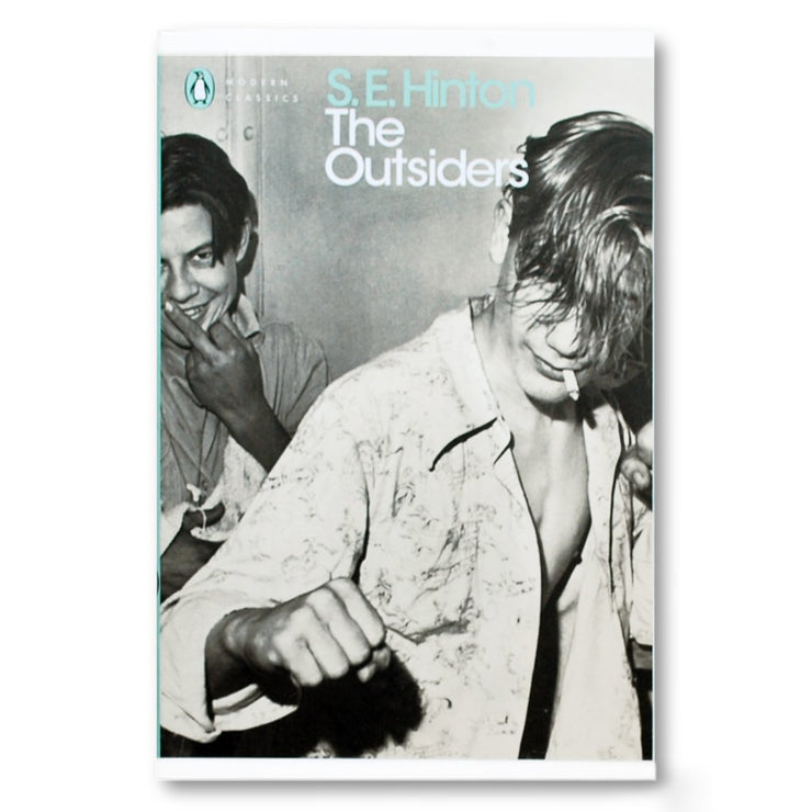 The Outsiders Book