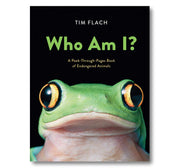 Who Am I?: A Peek-Through-Pages Book of Endangered Animals Book