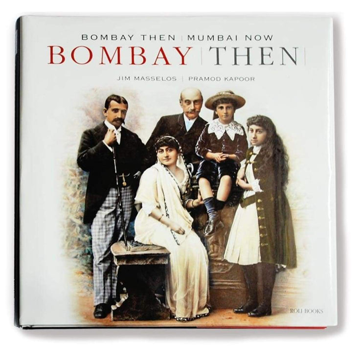 Bombay Then and Mumbai Now
