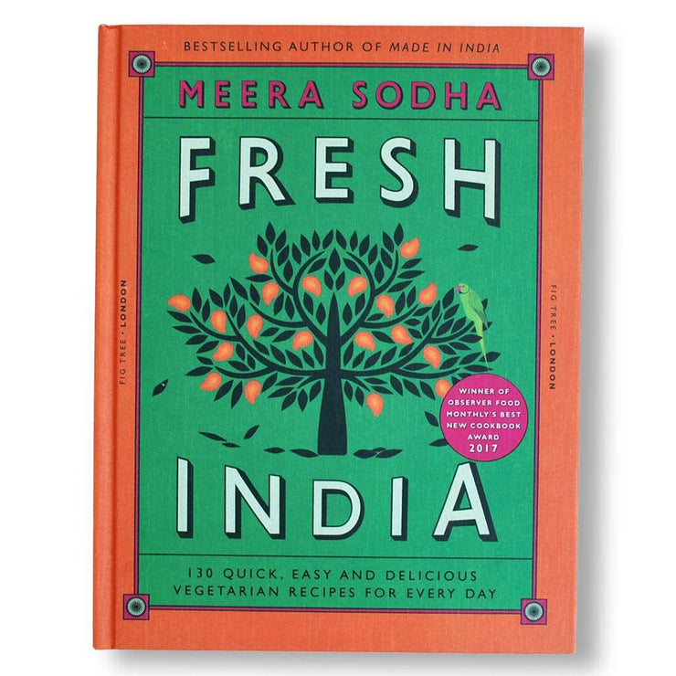 Fresh India cook book - Books
