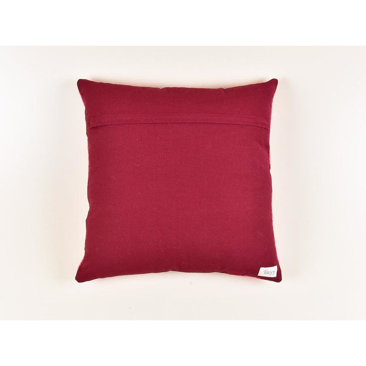 KHIVA CUSHION COVER - RED