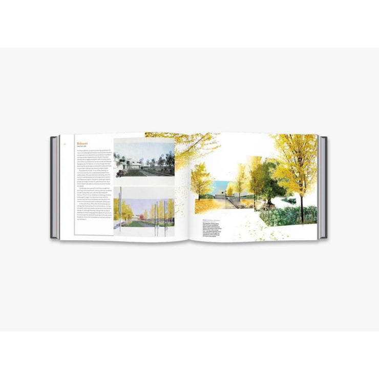 LANDSCAPE AND GARDEN DESIGN SKETCHBOOKS