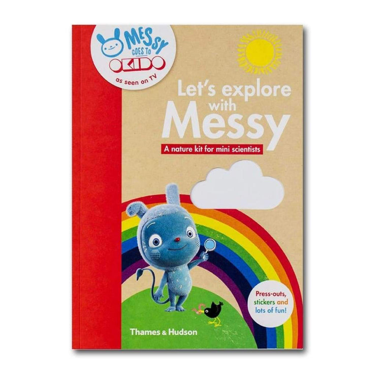 Lets Explore With Messy: A Nature Kit For Mini Scientists