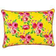ROMANY CUSHION COVER - LIME