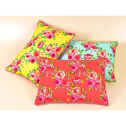 ROMANY CUSHION COVER - RED