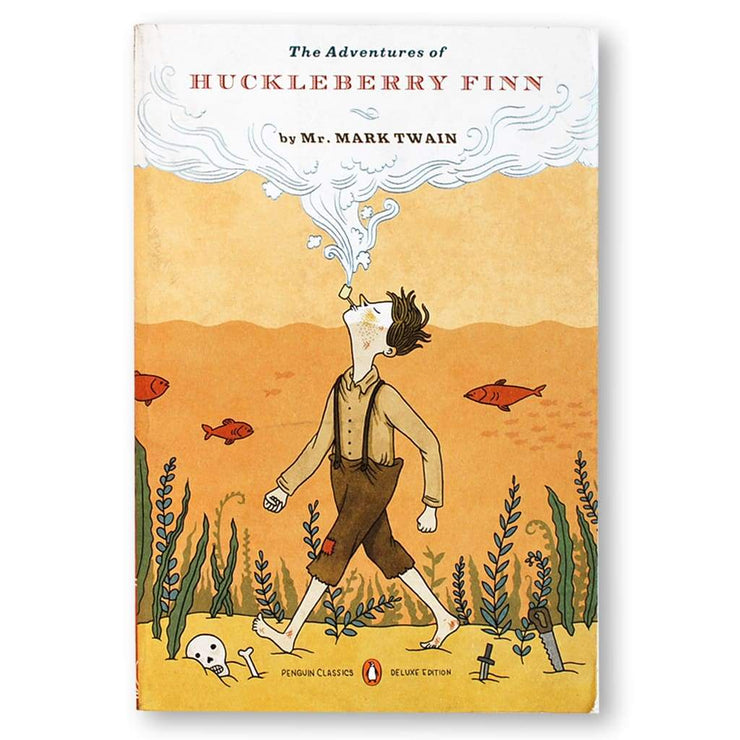 The Adventures of Huckleberry Finn Book - Books
