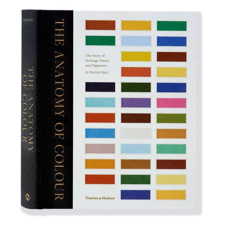 THE ANATOMY OF COLOUR: THE STORY OF HERITAGE PAINT