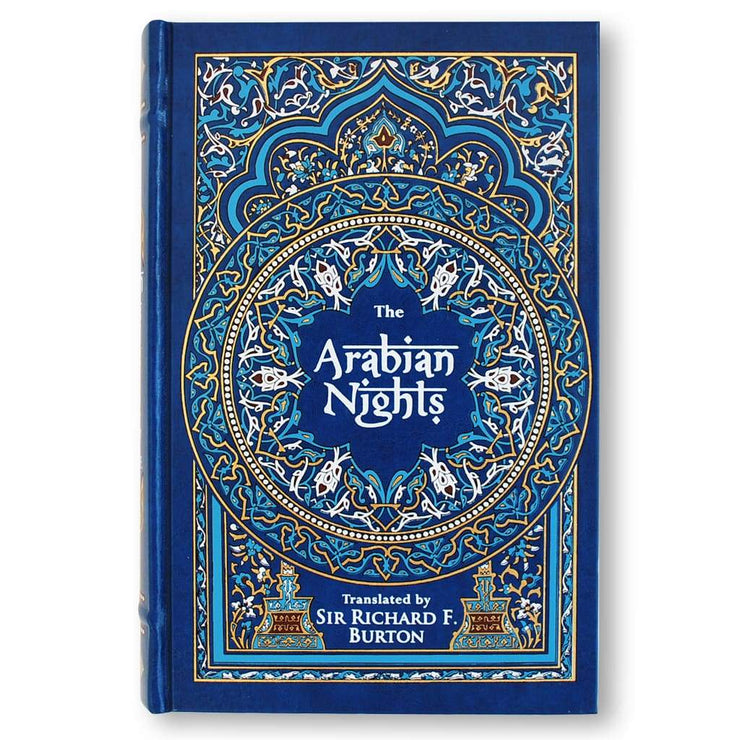 The Arabian Nights Book - Books