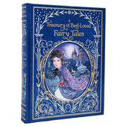 Treasury of Best-loved Fairy Tales Book - Books