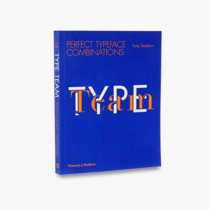 TYPE TEAM : Perfect Typeface Combinations