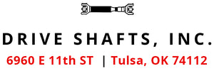 Drive Shafts Incorporated