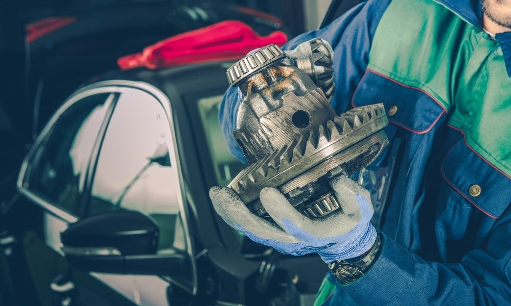 What a Driveline Service Includes
