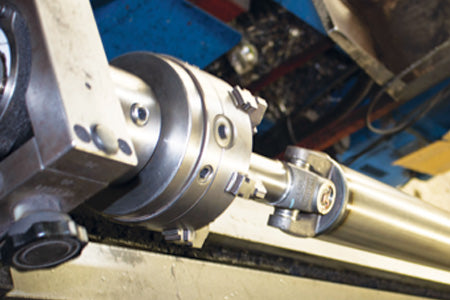 Perfectly balanced driveshafts every time, you won't have to worry about vibration